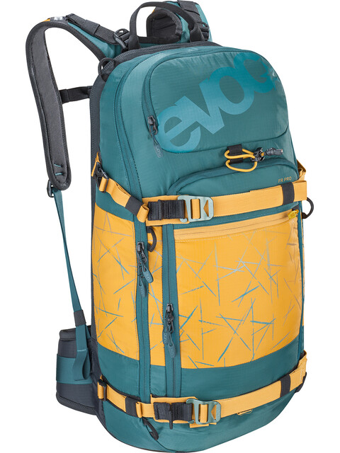 EVOC FR Pro Backpack 20l yellow